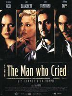 Affiche The Man Who Cried, les larmes d'un homme