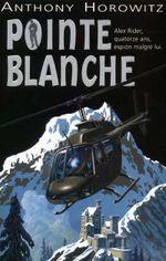 Couverture Pointe blanche - Alex Rider, tome 2