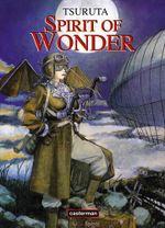 Couverture Spirit of Wonder