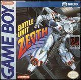 Jaquette Battle Unit Zeoth