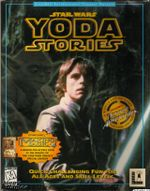 Jaquette Star Wars : Yoda Stories