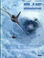 Couverture Blue space 2 - Le troisème oeil d'Indra