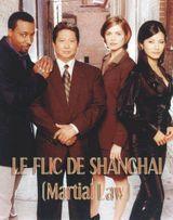Affiche Le Flic de Shanghaï
