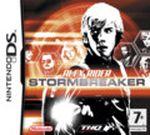Jaquette Alex Rider: Stormbreaker