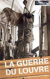 Affiche La Guerre du Louvre