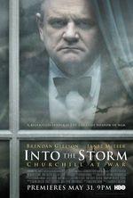 Affiche Au cœur de la tempête