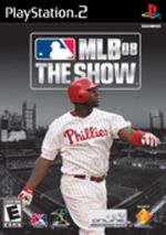 Jaquette MLB 08 : The Show