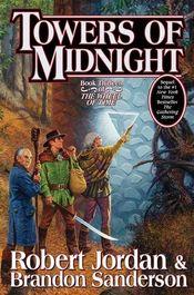 Couverture Towers of Midnight - La Roue du temps : L'Intégrale, tome 13