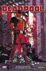 Couverture Deadpool : Il faut soigner le soldat Wilson