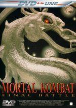 Affiche Mortal Kombat Final Battle
