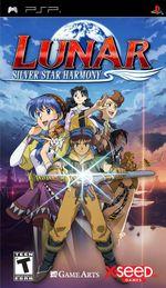Jaquette Lunar : Silver Star Harmony