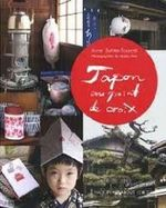Couverture Japon au point de croix