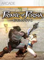 Jaquette Prince of Persia Classic