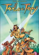 Couverture Rock'n troll attitude - Trolls de Troy, tome 8