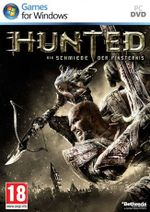 Jaquette Hunted : The Demon's Forge