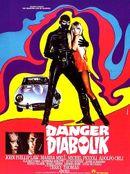 Affiche Danger : Diabolik !