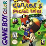 Jaquette Conker's Pocket Tales