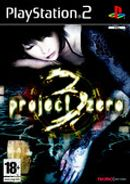 Jaquette Project Zero 3 : The Tormented