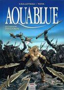 Couverture Le Totem des Cynos - Aquablue, tome 9