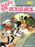 Couverture Rapt en sous-sol - Les Petits hommes, tome 20
