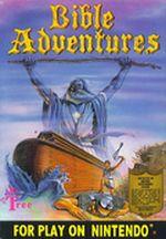 Jaquette Bible Adventures
