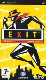 Jaquette Exit