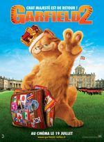 Affiche Garfield 2