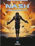 Couverture La 5e Extinction - Nash, tome 10