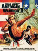 Affiche American Warrior 2: Le chasseur