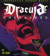 Jaquette Dracula Unleashed