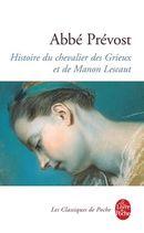 Couverture Histoire du Chevalier des Grieux et de Manon Lescaut