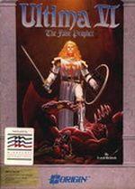 Jaquette Ultima VI : The False Prophet