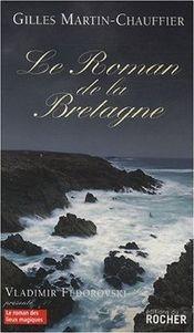 Couverture Le roman de la Bretagne