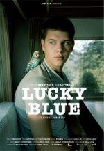 Affiche Lucky Blue