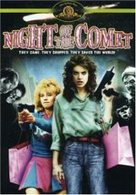 Affiche La Nuit de la comète