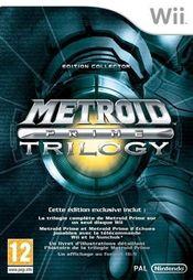 Jaquette Metroid Prime: Trilogy
