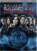 Affiche Battlestar Galactica : Razor