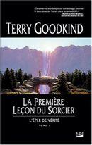 Couverture La Première Leçon du sorcier - L'Épée de vérité, tome 1