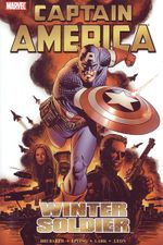 Couverture Captain America: The Winter Soldier