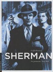 Couverture La Promesse, New York - Sherman, tome 1