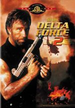 Affiche Delta Force 2 : Colombian Connection