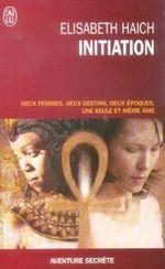 Couverture Initiation