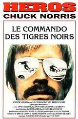 Affiche Le Commando des tigres noirs