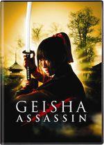Affiche Geisha Assassin