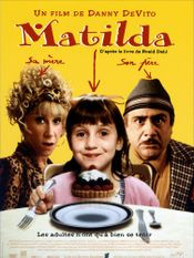 Affiche Matilda
