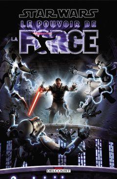 Couverture Star Wars : Le Pouvoir de la Force