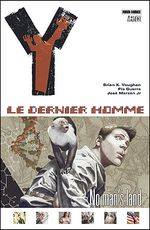 Couverture No Man's Land - Y : Le Dernier Homme, tome 1