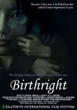 Affiche Birthright