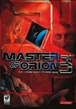 Jaquette Master of Orion III