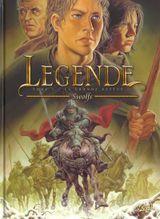 Couverture La Grande Battue - Légende, tome 3